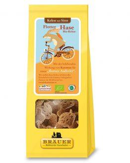 Kekse mit Sinn Flotter Hase Bio-Kekse