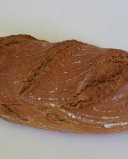 Bräuer Brot Hausbrot eingeschnitten Bäckerei Naturbäcker Mühlviertel