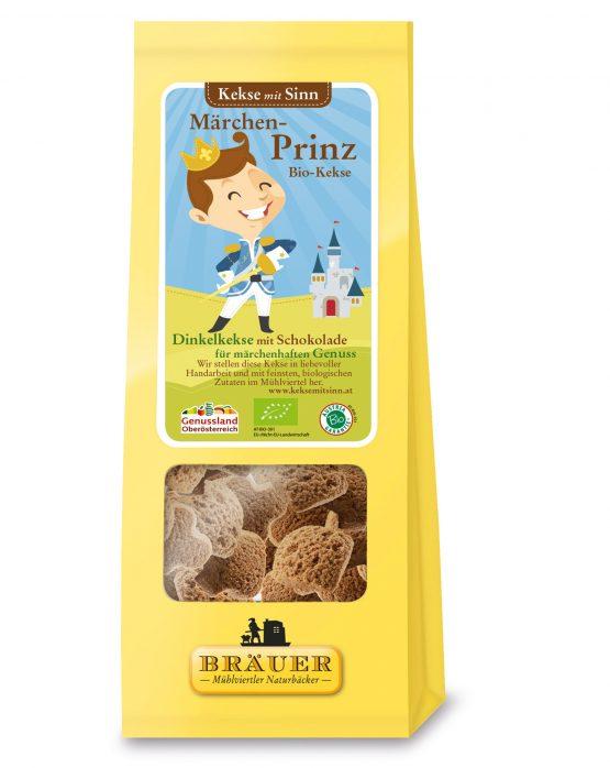 Kekse mit Sinn Märchen-Prinz Bio-Kekse